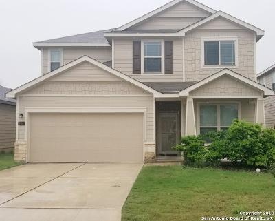 Converse Single Family Home New: 9118 Vondel Park