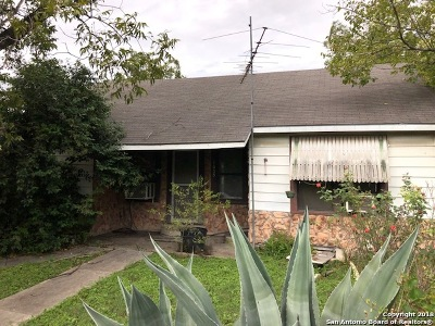 San Antonio TX Single Family Home New: $106,000