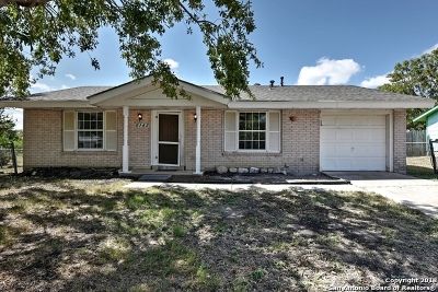 San Antonio TX Single Family Home New: $129,999