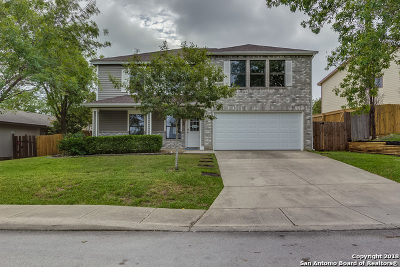 San Antonio TX Single Family Home New: $178,000