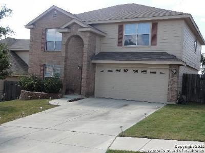 Converse Single Family Home New: 9631 Anderson Way