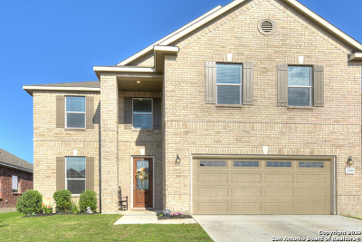New Braunfels Single Family Home New: 2011 Stepping Stone