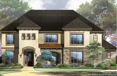 San Antonio TX Single Family Home New: $724,900