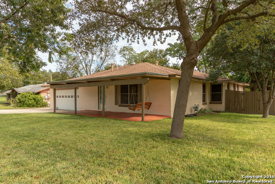 San Antonio Single Family Home New: 2620 Benrus Blvd