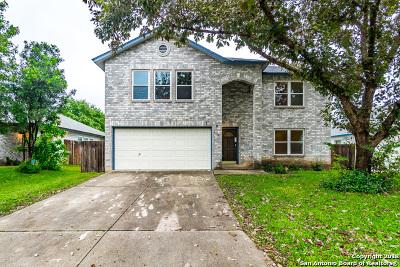 San Antonio Single Family Home New: 8130 Hill Trails St