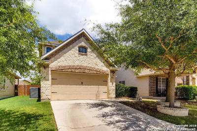 San Antonio Single Family Home New: 12011 Mill Village