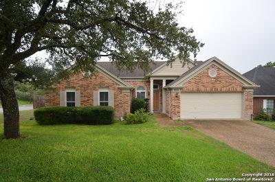 San Antonio Single Family Home New: 902 Hedgestone Dr