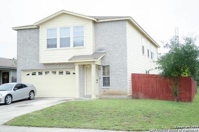 San Antonio Single Family Home New: 4622 Ida Spring Dr