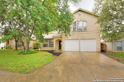 San Antonio Single Family Home New: 11514 Creek Crossing