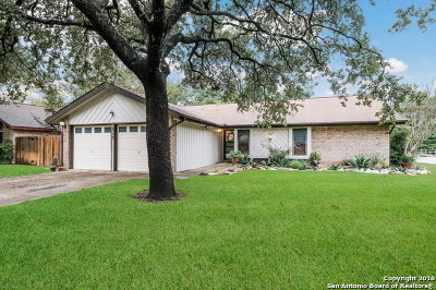 San Antonio Single Family Home New: 14335 Modesta Pl