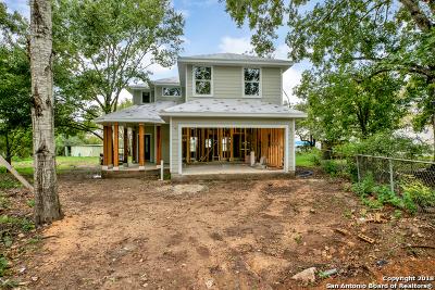 New Braunfels TX Single Family Home New: $249,500