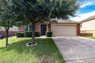 San Antonio Single Family Home New: 21835 Ruby Run