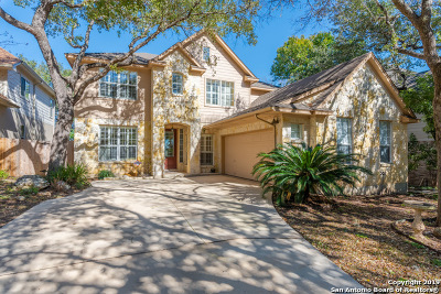 San Antonio Single Family Home New: 1111 Walkers Way