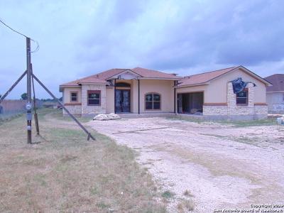 Atascosa TX Single Family Home New: $299,000