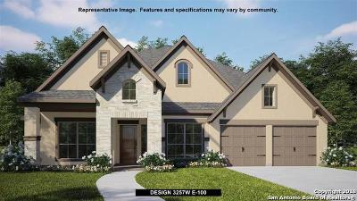 New Braunfels TX Single Family Home New: $479,900