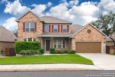 San Antonio Single Family Home New: 11906 Lampasas Trail