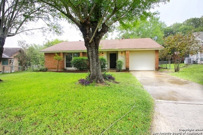 Live Oak Single Family Home Active Option: 11805 Rainey Meadow Ln