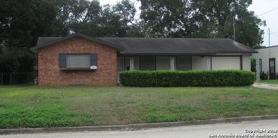 Seguin Single Family Home For Sale: 1011 E Mountain St