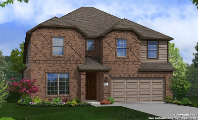 Schertz Single Family Home For Sale: 2832 Lake Highlands