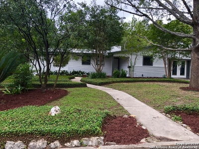 San Antonio Single Family Home New: 606 Larkwood Dr