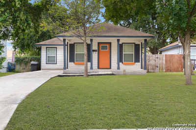 Single Family Home For Sale: 1318 Dawson St