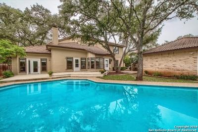 San Antonio Single Family Home New: 3038 Orchard Hill