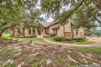 Helotes Single Family Home Active Option: 14224 Santa Loma
