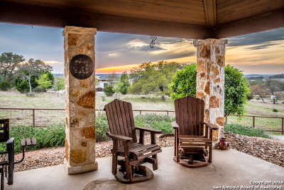 Fredericksburg TX Single Family Home New: $699,000