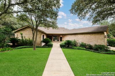 San Antonio Single Family Home New: 13106 Hunters Ledge