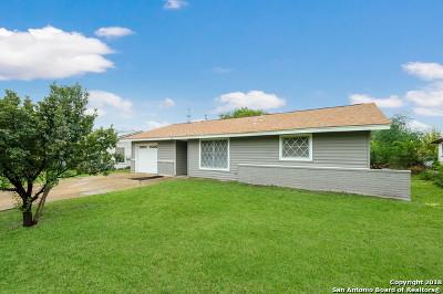 San Antonio Single Family Home New: 8811 Bravo Valley St