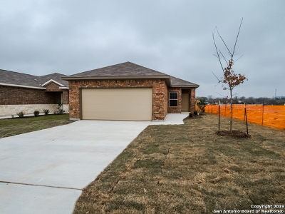 New Braunfels Single Family Home For Sale: 162 Buttercup Bend