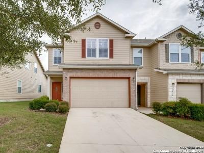 San Antonio Single Family Home New: 26818 Villa Toscana