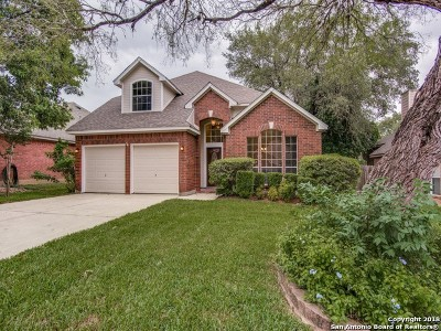 San Antonio Single Family Home New: 9422 Antoine Forest Dr