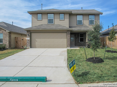 San Antonio TX Single Family Home New: $234,000