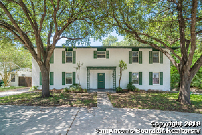 San Antonio Multi Family Home New: 437 Rittiman Rd