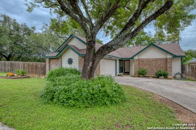 San Antonio Single Family Home New: 6542 Forest Village