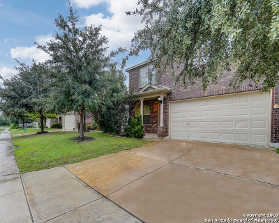 San Antonio Single Family Home New: 3827 Fiesta Trail