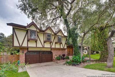 San Antonio Single Family Home For Sale: 16726 Turkey Point St