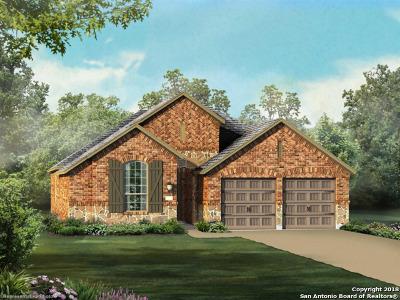 Boerne TX Single Family Home New: $357,650