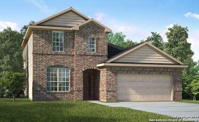 San Antonio TX Single Family Home New: $276,600