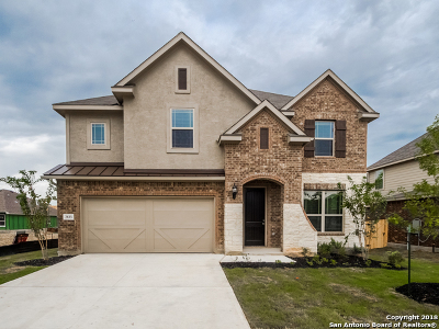 Schertz Single Family Home Price Change: 2833 Cheney Rd.