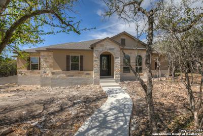Canyon Lake TX Single Family Home New: $389,900