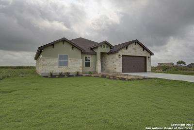 Poth TX Single Family Home New: $304,900