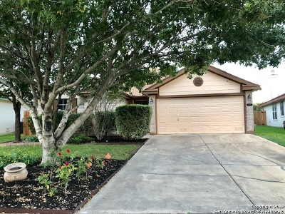 Single Family Home For Sale: 8619 Trumpet Circle