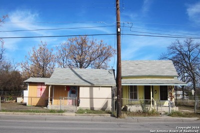 Multi Family Home For Sale: 1107 Guadalupe St