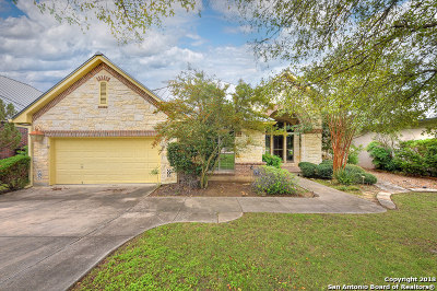 Shavano Park Single Family Home Price Change: 118 Hampton Way