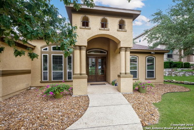 San Antonio Single Family Home For Sale: 511 Canyon Rise
