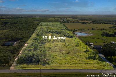 Atascosa County Residential Lots & Land Active Option: 1364 Verdi Rd