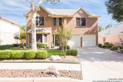 Schertz Single Family Home Active Option: 4620 Flagstone