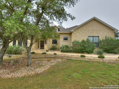 Comal County Single Family Home Back on Market: 2336 Appellation